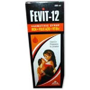 Fevit-12 Syrup