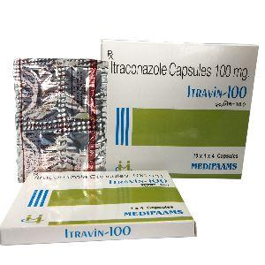 Itravin-100 Capsules