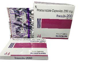 Itravin-200 Capsules