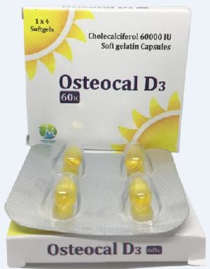 Osteocal-D3 Capsules