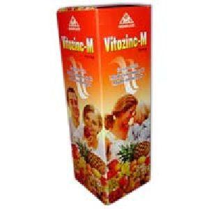 Vitozinc-M Syrup