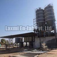 AAC Batching Tower Plant