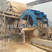 Sand washing drying gradation plant 02