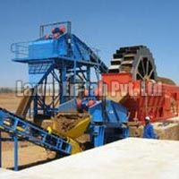 Sand Washing Drying Gradation Plant