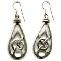Silver Earrings Ec-se-02
