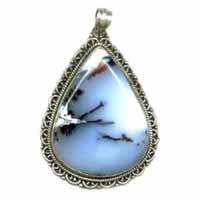 Sterling Silver Pendants Ec-p14