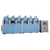 Automatic EVA Injection Molding Machine