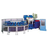 Fully Automatic Air Blowing Shoe Injection Machine (B-198)