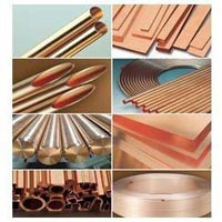 Copper, Copper Alloy Products