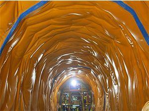 Tunnel Waterproofing