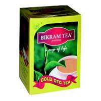 Gold CTC Tea Box