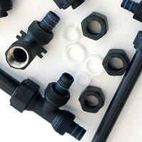 Plastic Compression Fittings