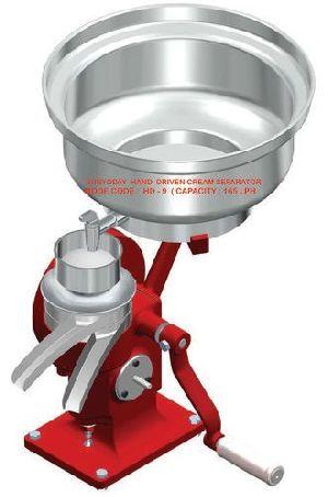 165 LPH Milk Cream Separator Machine 02
