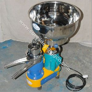 165 LPH Milk Cream Separator Machine