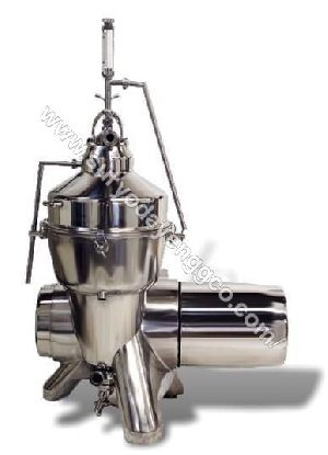 5000 LPH Used Cream Separator Machine