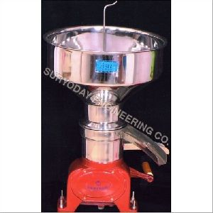 60 LPH Cream Separator Machine