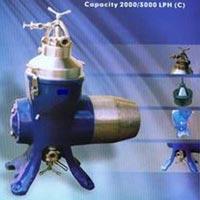 Online Milk Cream Separators (3000 LPH)