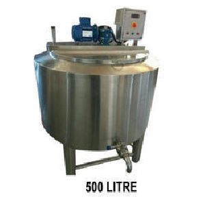 Stainless Steel Batch Pasteurizer Machine