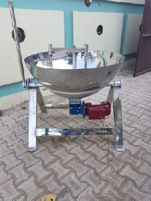 Stainless Steel Khoya Making Machine 01