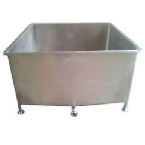 Stainless Steel Milk Dump Tank