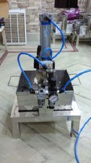 Stainless Steel Paneer Press Machine