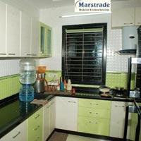 Modular Kitchen Cabinet 04