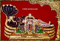 Anantha Padmanabha Tanjore Paintings