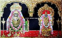Annamalai Thayar Tanjore Paintings