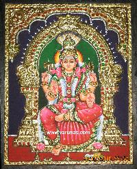 Customised Tanjore Painting (10282)