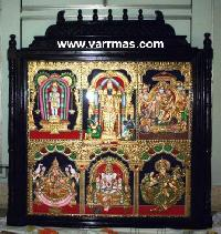 Customised Tanjore Painting (10284)