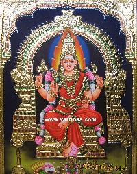 Customised Tanjore Painting (10286)