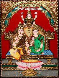 Guberan Tanjore Painting (10331)