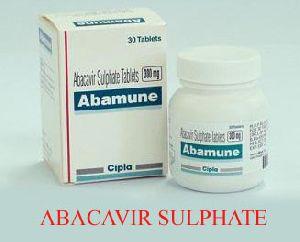 Abacavir Sulphate Tablets