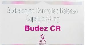 Budesonide Controlled Release Capsules