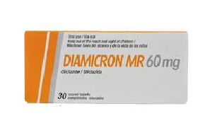 Diamicron MR 60 mg Tablets