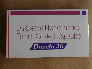 Duloxetine Hydrochloride Enteric-Coated Capsules