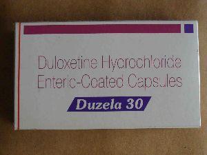Duloxetine Hydrochloride Enteric-Coated Capsules
