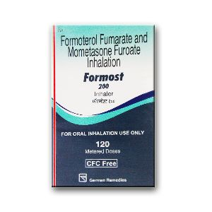 Formoterol Fumarate Mometasone Furaoate Inhaler