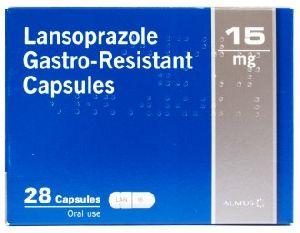 Lansoprazole Gastro-Resistant Capsules