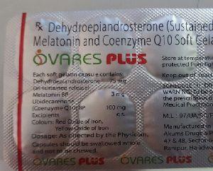 Ovares Plus Capsules