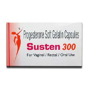 Progesterone Soft Gelatin Capsules