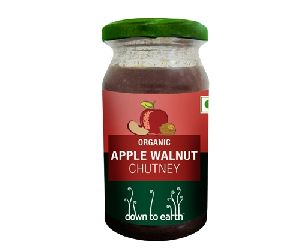 APPLE WALNUT CHUTNEY