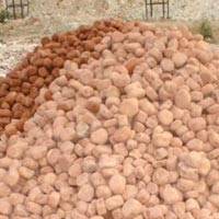Agra Red Pebbles