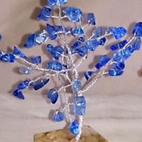 Gemstone Trees