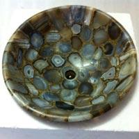 Semi Precious Agate Bowls