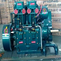 Air Cooled Diesel Engine (15-25 HP AC)