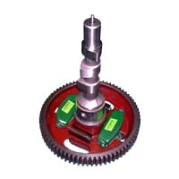 Diesel Engine Camshaft and Gears