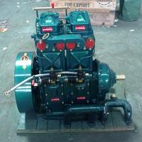 Water Cooled Diesel Engine (15-20 HP)