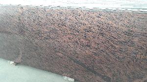 Tiger Brown Granite Slab