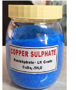 Copper Sulphate LR Grade